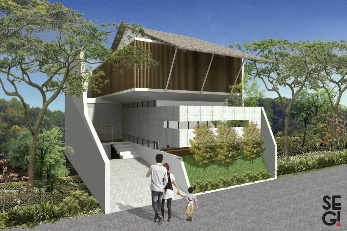 Segitiga Studio Rumah K Jakarta Jakarta Side View  22510