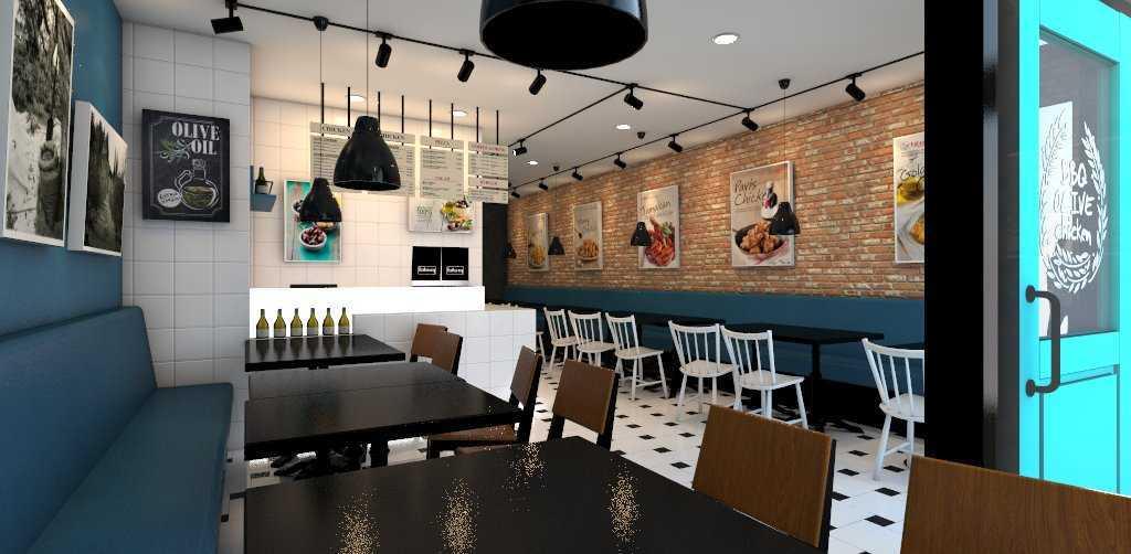 Segitiga Studio Bbqc Jakarta Jakarta Dining Area  22616