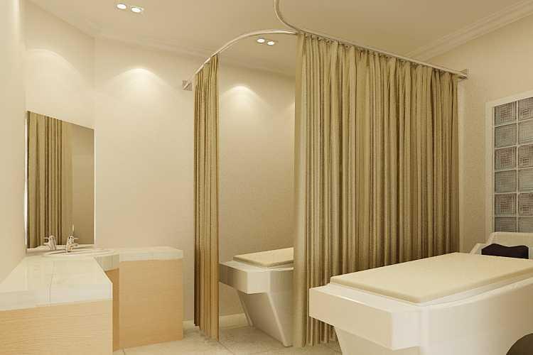 Dmnt Architects Angel Salon Binjai, Indonesia Binjai, Indonesia Facial-Room Modern 29639