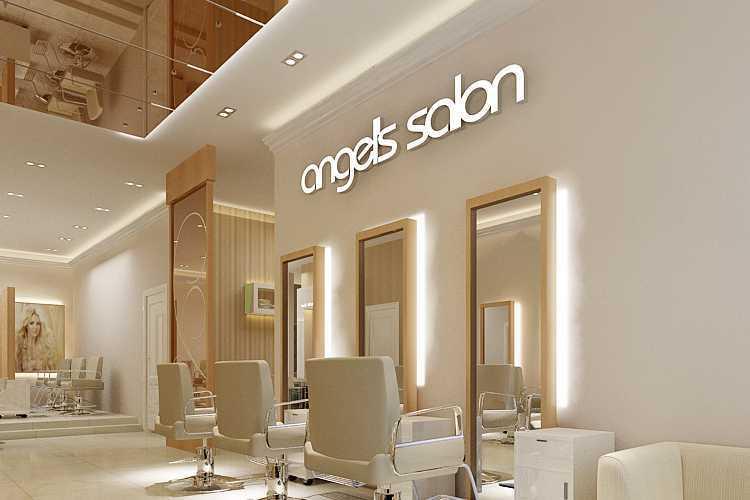 Dmnt Architects Angel Salon Binjai, Indonesia Binjai, Indonesia Hcr-3 Modern 29642