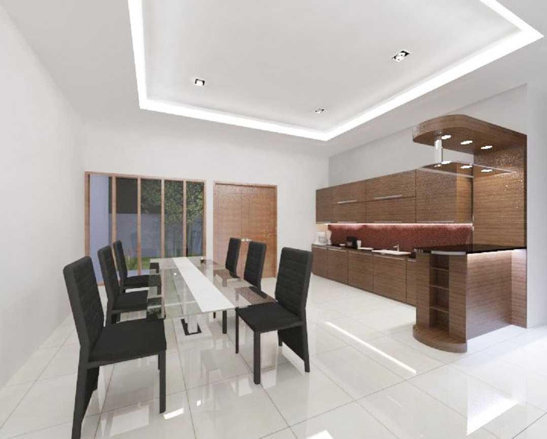 Rqt8 Brick House Jakarta, Indonesia Jakarta Ruang-Makan-2 Modern 22602