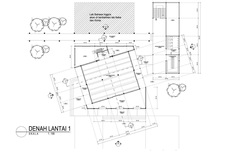 Rqt8 Masjid Baitul Ilmi, Sman 1 Balikpapan Balikpapan Balikpapan Photo-26810 Modern 26810