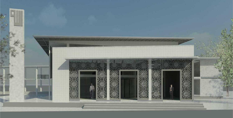 Rqt8 Masjid Baitul Ilmi, Sman 1 Balikpapan Balikpapan Balikpapan 20171008-Rendering-Dari-Lapangan-Tengah Modern 40890