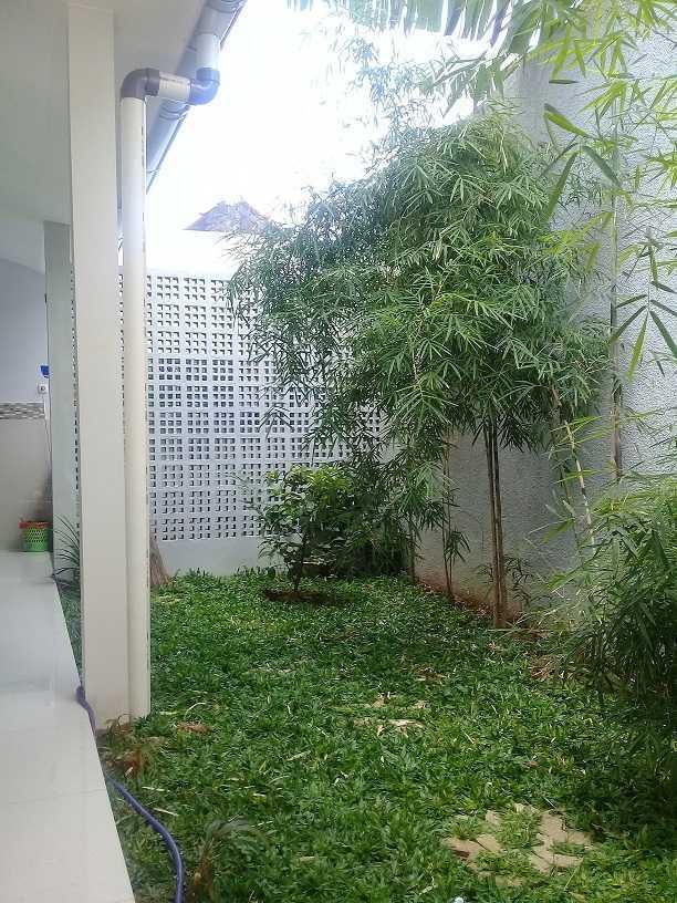 Rqt8 Compact House Jakarta Jakarta Taman-Belakang Modern 28331