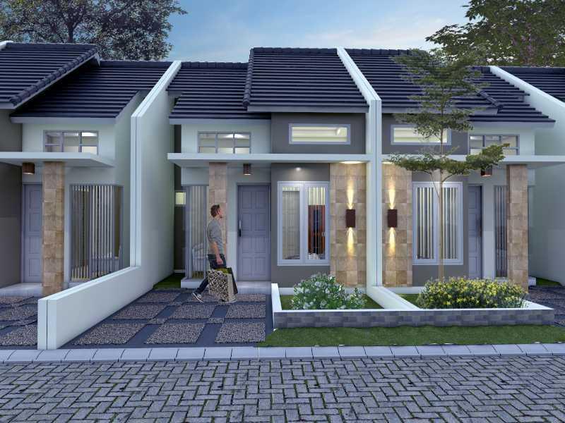 Rqt8 Jasmine View Residence Bogor, Jawa Barat, Indonesia Bogor, Jawa Barat, Indonesia Exterior Tipe 45 Minimalis 40905