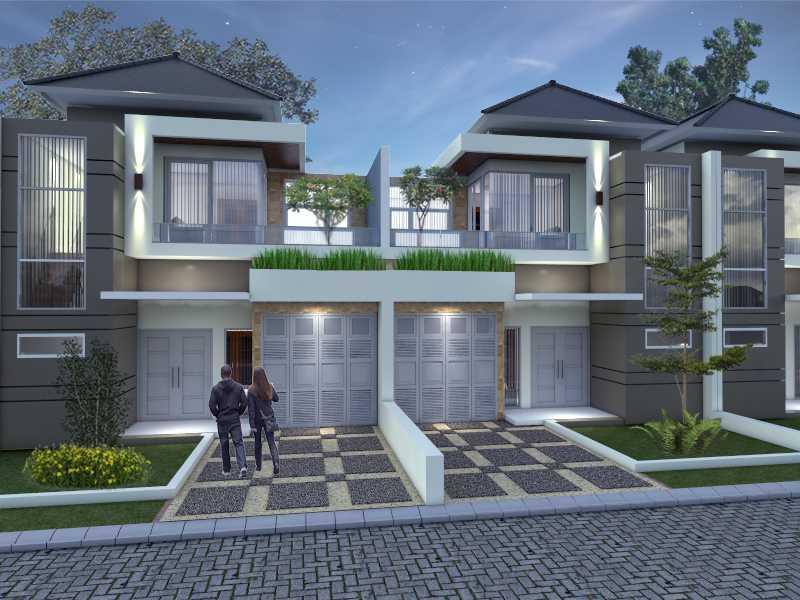 Rqt8 Jasmine View Residence Bogor, Jawa Barat, Indonesia Bogor, Jawa Barat, Indonesia Tipe 130 Exterior Minimalis 40910
