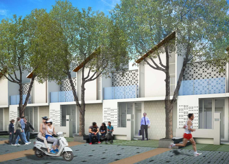 Vishaka Architect Studio Multi Unit Housing 1 Surabaya, Indonesia Surabaya, Indonesia T36-Havila  23086