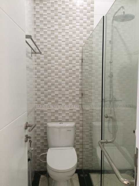 Erik Esdras Rawa Kepa House Jl Rawa Kepa I, No 614, Tomang Jl Rawa Kepa I, No 614, Tomang Bathroom Modern 25025