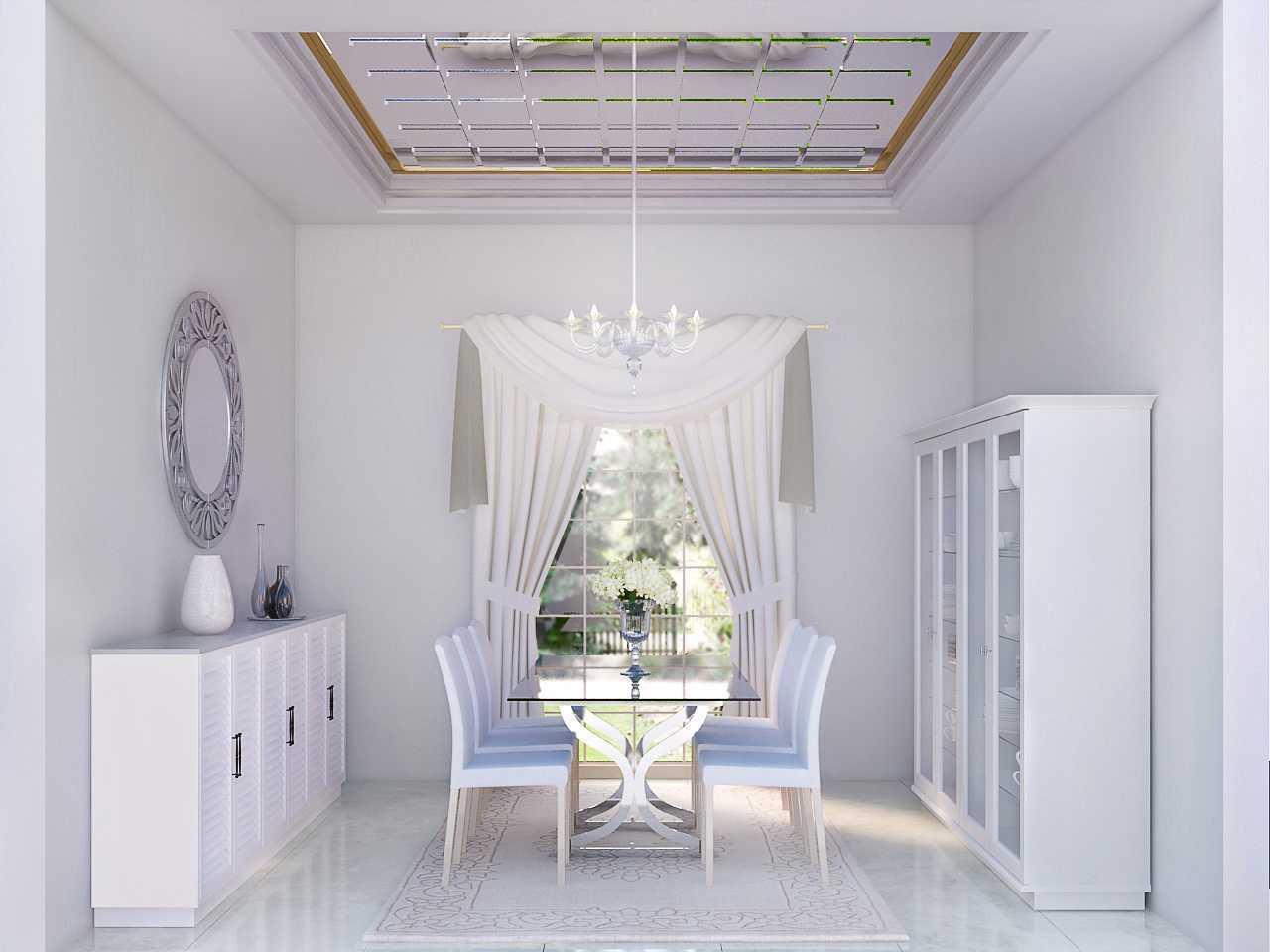 Foto inspirasi ide desain ruang makan klasik Dining-room oleh Hive Design & Build di Arsitag