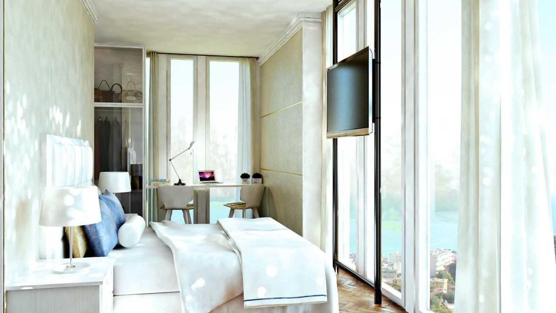 Hive Design & Build Ancol Mansion Jakarta Utara Jakarta Utara Bedroom Kontemporer 25934