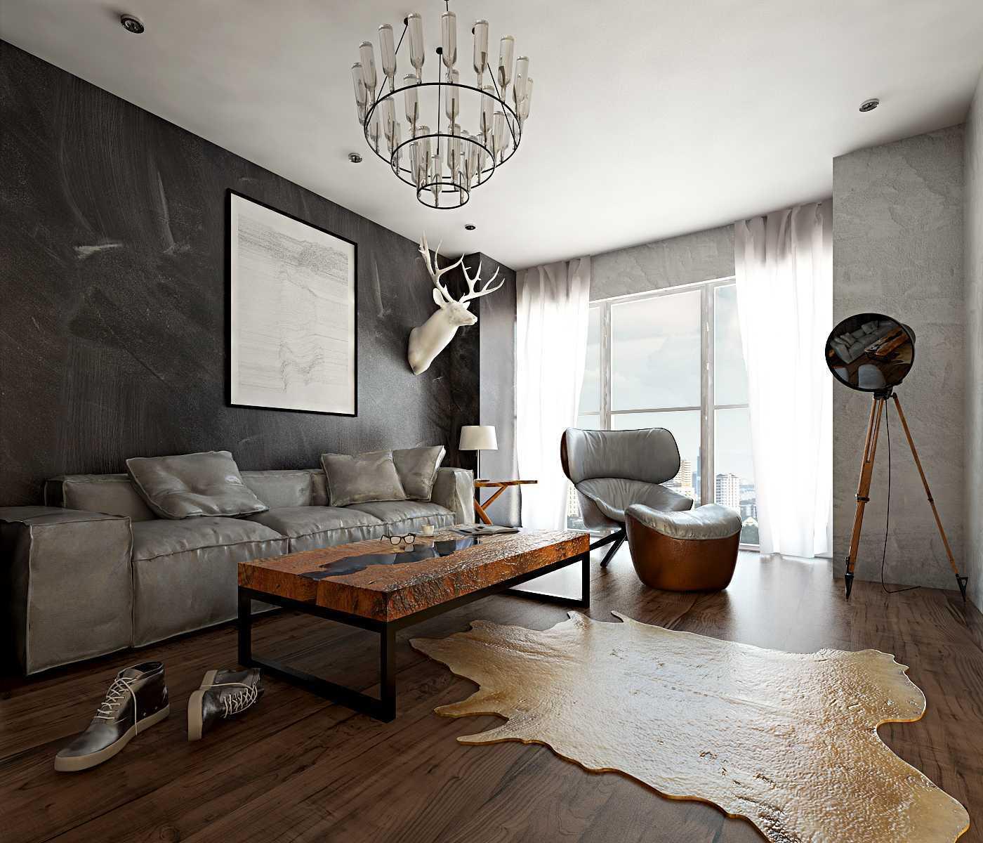 Hive Design & Build Four Seasons Apartment  Jakarta Jakarta Living-Room Minimalis 25953