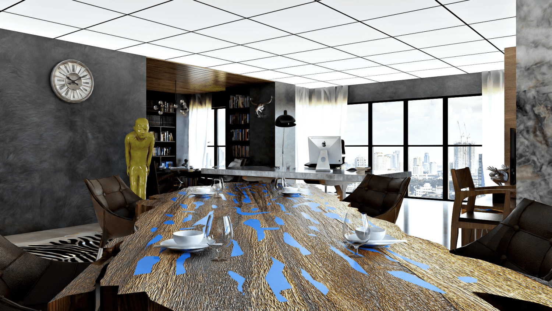 Hive Design & Build Four Seasons Apartment  Jakarta Jakarta Work-3 Minimalis 25958