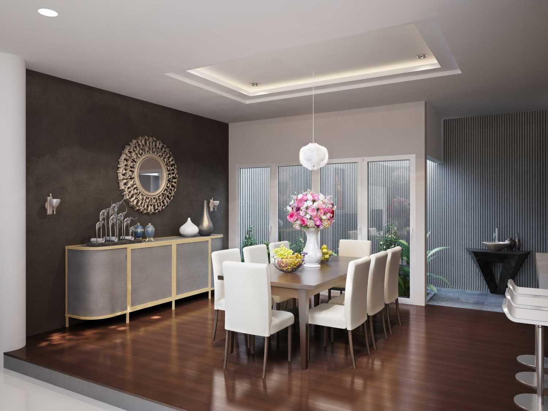 Hive Design & Build Pantai Indah Kapuk Residence Jakarta Jakarta Diningroomsidetableviewfull  26561