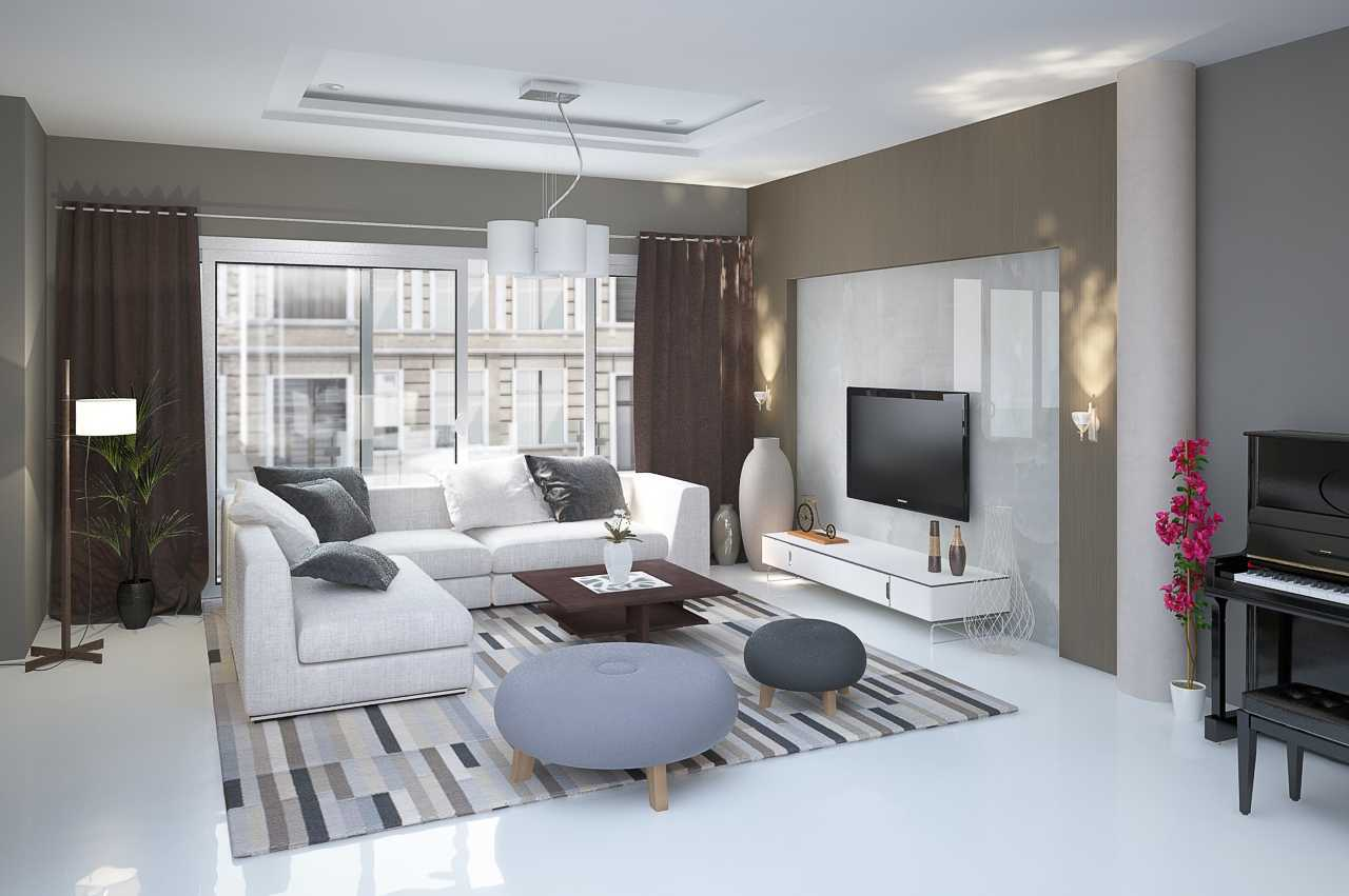 Hive Design & Build Pantai Indah Kapuk Residence Jakarta Jakarta 3Dinteriorrezalivingroom  26563