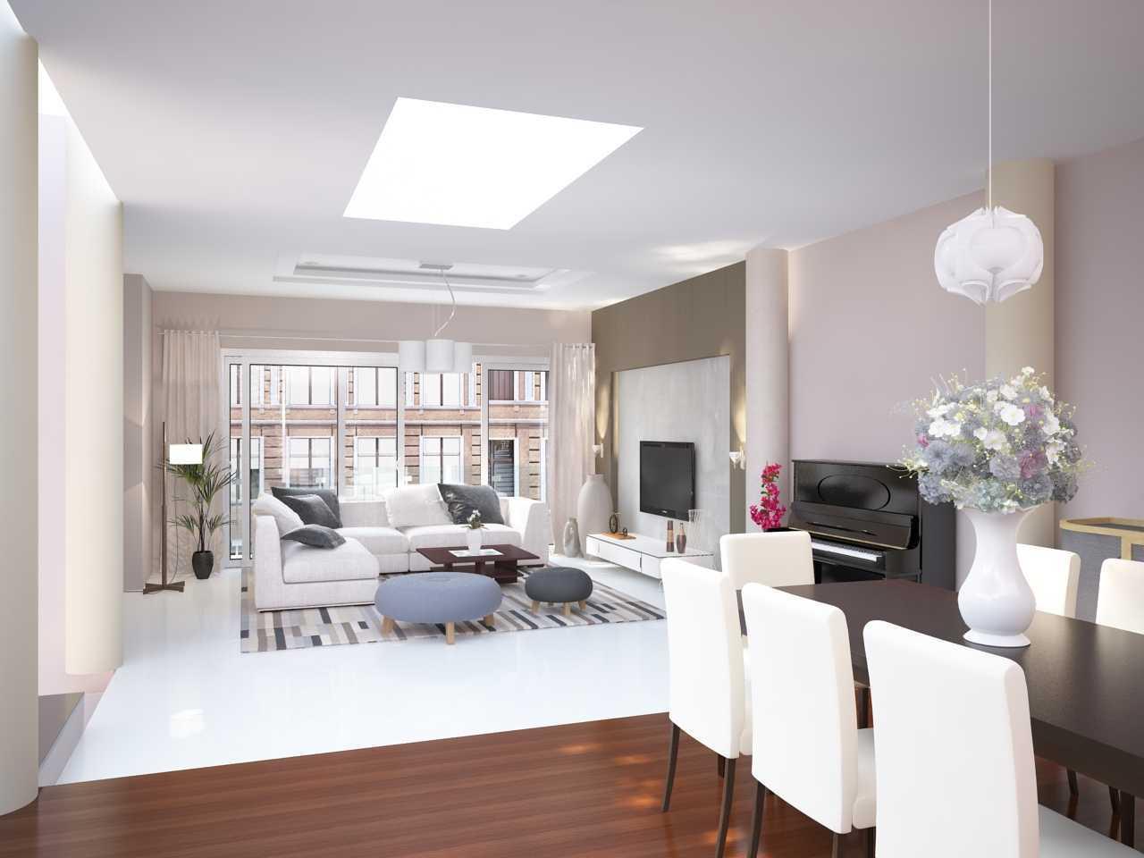Hive Design & Build Pantai Indah Kapuk Residence Jakarta Jakarta 3Dinteriorrezalivingroomv2  26564