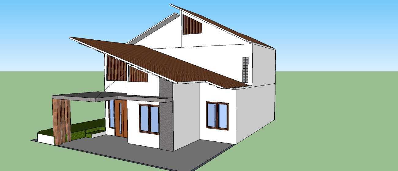 Ink_Design Private House Depok Depok Perspektif 2  24239