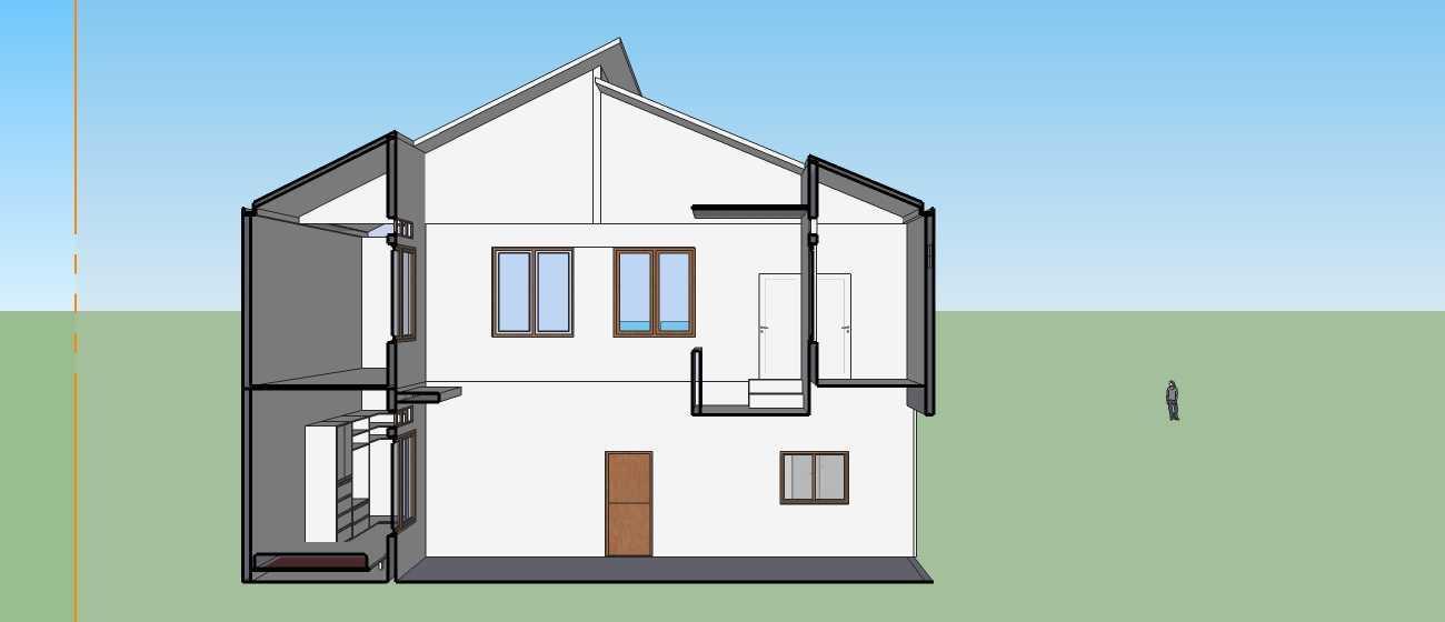 Ink_Design Private House Depok Depok Potongan 1  24242