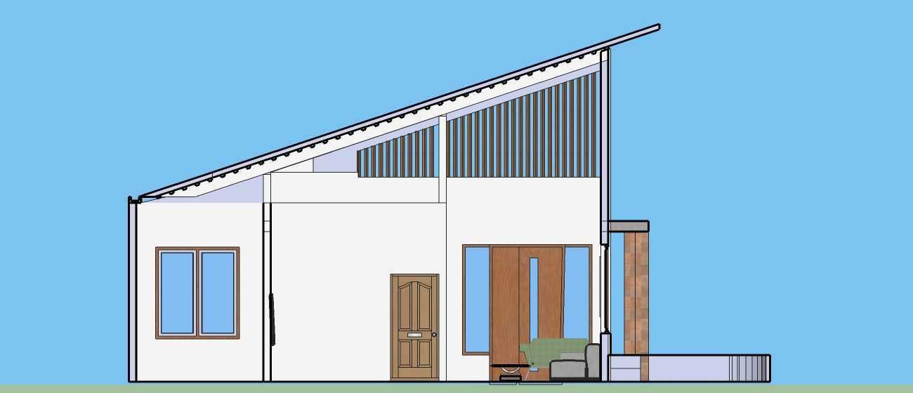 Ink_Design Private House Depok Depok Potongan 2  24243