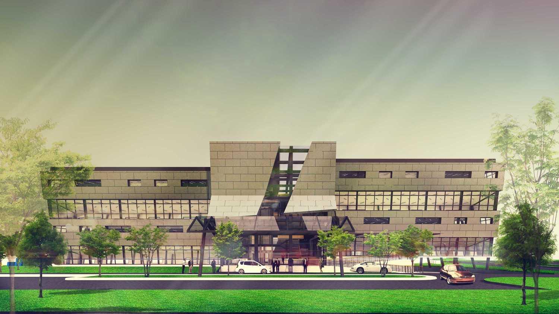 Dimas Andrea Bmj Headquarters Karawang, Bekasi Karawang, Bekasi Front View Industrial 23659