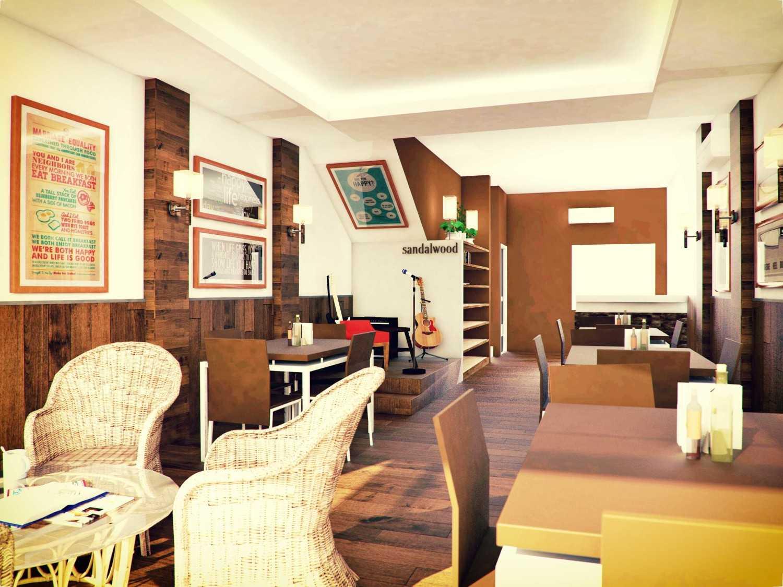 Dimas Andrea Wu's Bistro Cengkareng Cengkareng Dining Area Minimalis,modern 23661