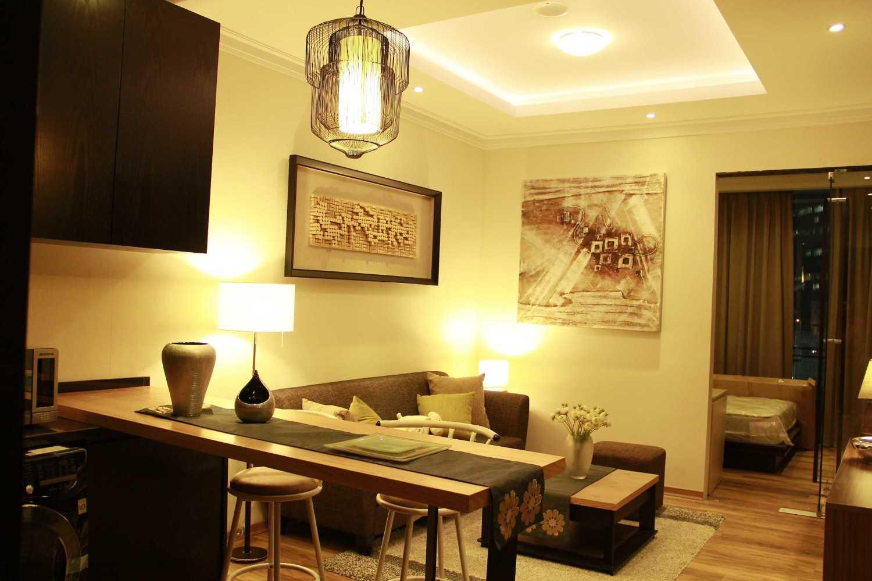 Dimas Andrea 2Br Unit - Residence 8 Jakarta Selatan Jakarta Selatan Living Room Modern 23672