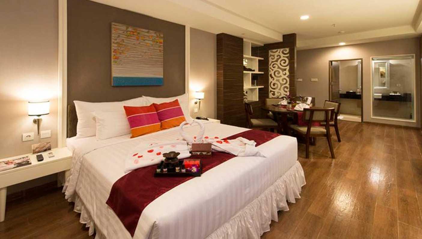 Indra Gunadi Pranaya Suites Bsd Pagedangan, Tangerang, Banten 15339, Indonesia Bsd Hotel Room Modern 24879