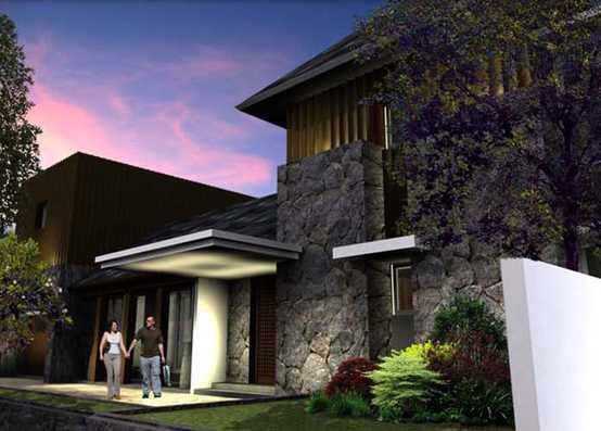 Bral Architect Cigadung Townhouse Cigadung, Cibeunying Kaler, Bandung City, West Java, Indonesia Cigadung, Bandung Facade Modern 24843