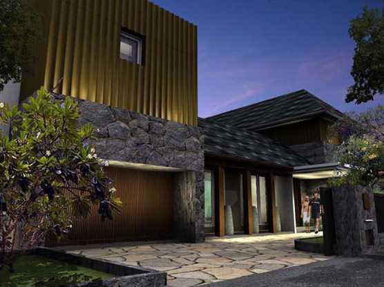 Bral Architect Cigadung Townhouse Cigadung, Cibeunying Kaler, Bandung City, West Java, Indonesia Cigadung, Bandung Facade Modern 24844