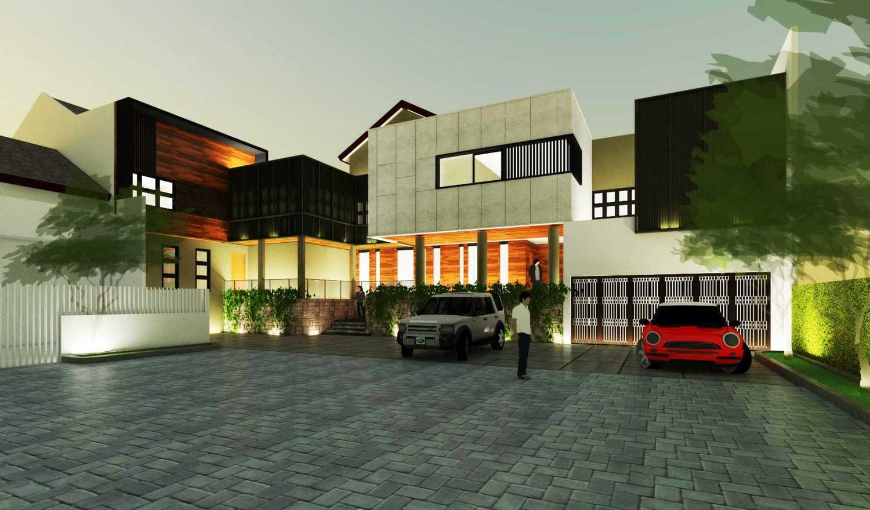 Indra Gunadi Kpbd Residence West Jakarta, Kebon Jeruk, West Jakarta City, Jakarta, Indonesia Jakarta Modern Industrial Kontemporer 24908