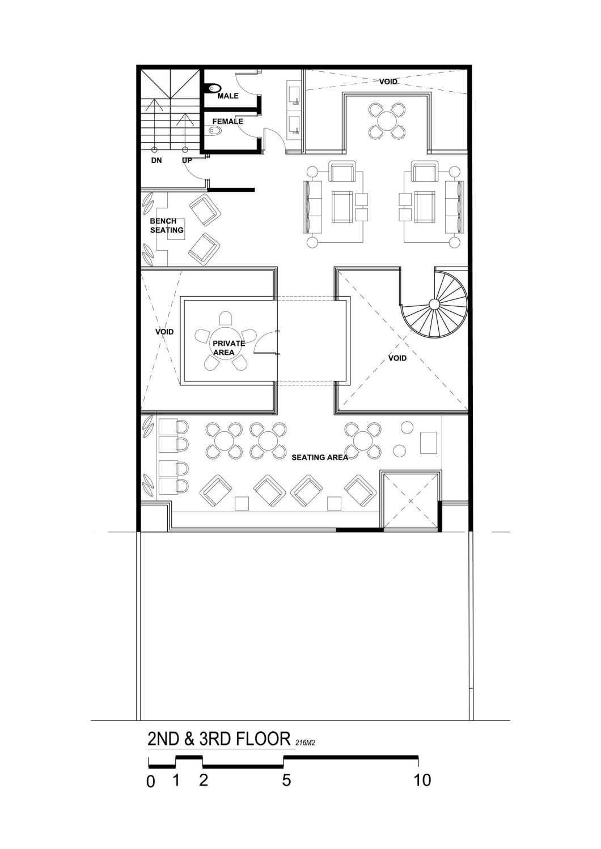 Bral Architect Senopati Terrace Jl. Suryo, Rt.6/rw.3, Senayan, Kby. Baru, Kota Jakarta Selatan, Daerah Khusus Ibukota Jakarta 12190, Indonesia Senopati, Jakarta Denah Modern 24930