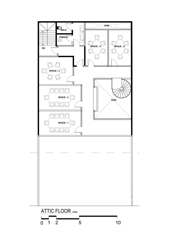 Bral Architect Senopati Terrace Jl. Suryo, Rt.6/rw.3, Senayan, Kby. Baru, Kota Jakarta Selatan, Daerah Khusus Ibukota Jakarta 12190, Indonesia Senopati, Jakarta Denah Modern 24932