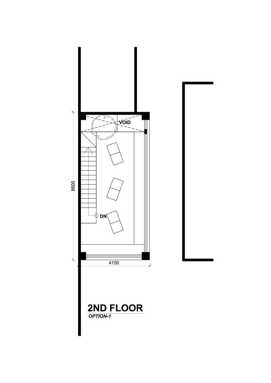 Bral Architect Tailor House Jl. Darmawangsa Raya No.50, Rt.4/rw.2, Pulo, Jakarta, Dki Jakarta, Daerah Khusus Ibukota Jakarta 12160, Indonesia Dharmawangsa, Jakarta Plan-Level-2  25839