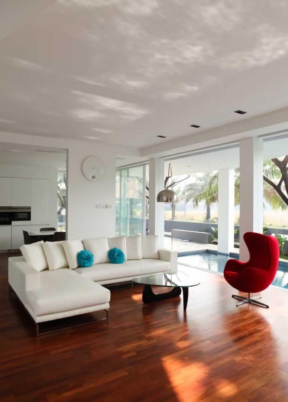 Ivan Priatman Architecture Ipcw Residence Surabaya Surabaya Living Room  23761