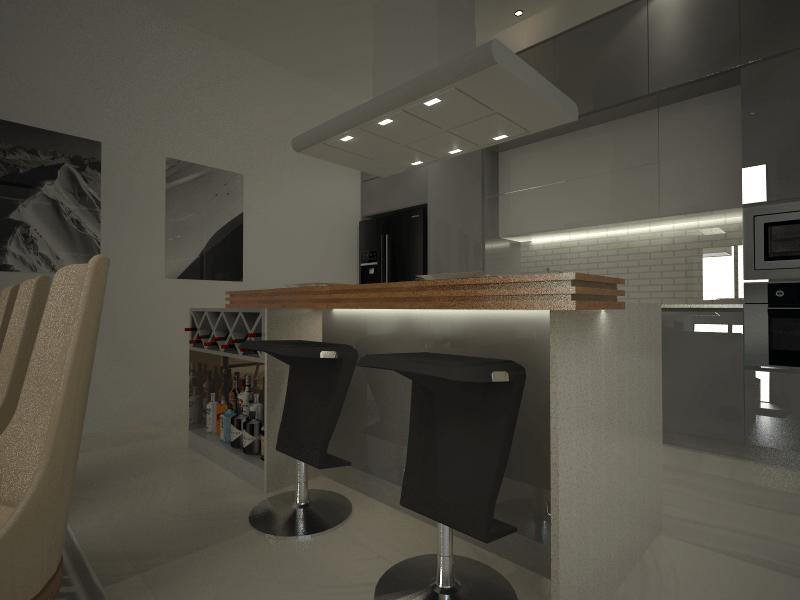 Ark.tekt Design Studio As Pantry Pondok Pinang, Jakarta Pondok Pinang, Jakarta Pantry2  24174