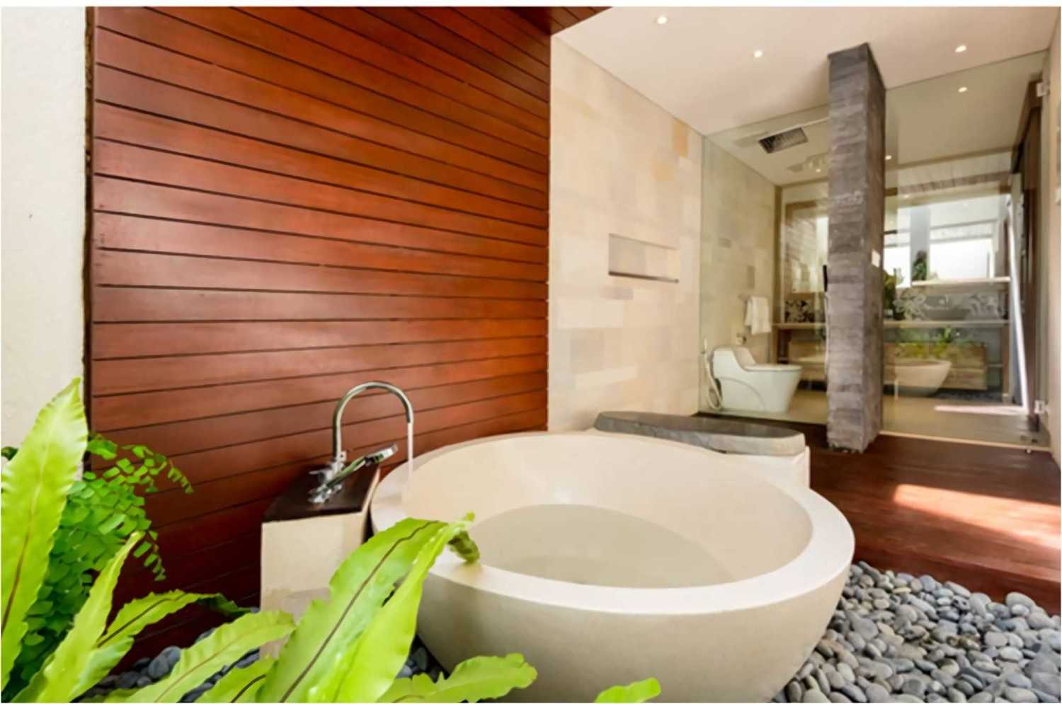 Hg Architects & Designers Associates Villa Saya Canggu, Bali Canggu, Bali Bathroom  24255