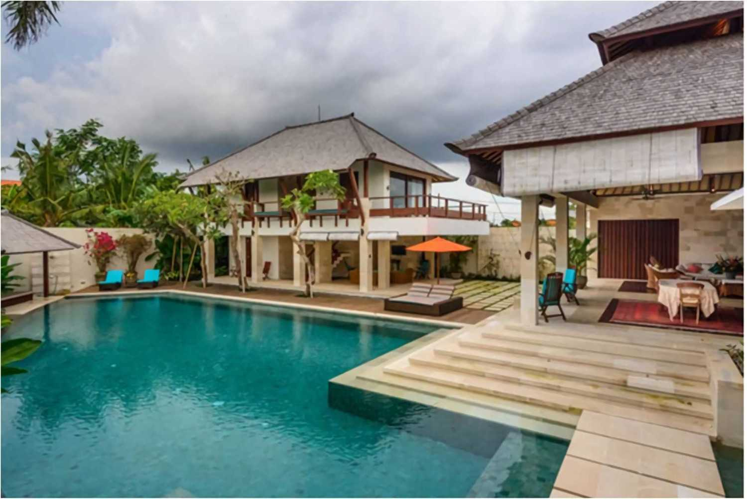 Hg Architects & Designers Associates Villa Saya Canggu, Bali Canggu, Bali Swimming Pool View  24256