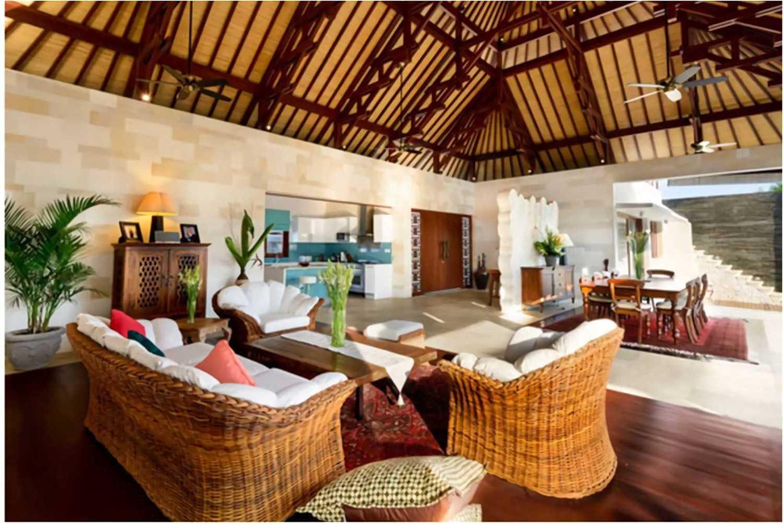 Hg Architects & Designers Associates Villa Saya Canggu, Bali Canggu, Bali Living Room  24259