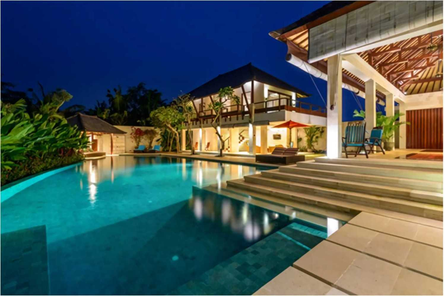 Hg Architects & Designers Associates Villa Saya Canggu, Bali Canggu, Bali Swimming Pool Area  24260