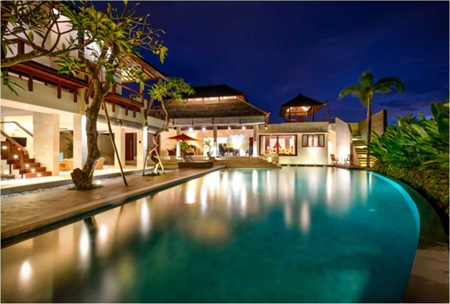 Hg Architects & Designers Associates Villa Saya Canggu, Bali Canggu, Bali Swimming Pool View  24262