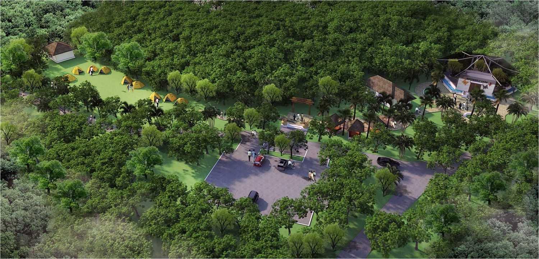 Hg Architects & Designers Associates Taman Wisata Alam Gunung Tunak Lombok, Ntb Lombok, Ntb Aerial View  24341