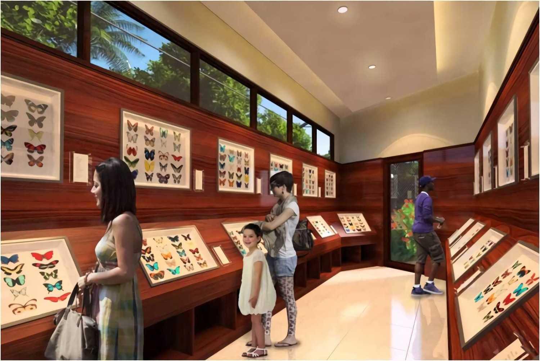Hg Architects & Designers Associates Taman Wisata Alam Gunung Tunak Lombok, Ntb Lombok, Ntb Butterfly Museum  24350