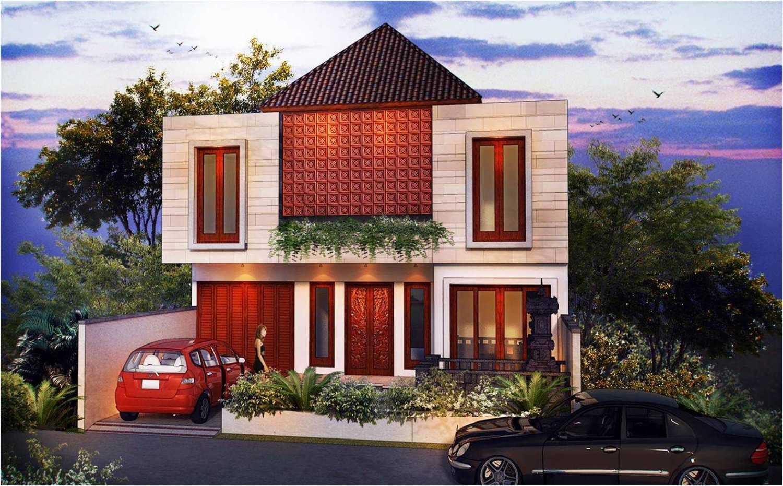 Hg Architects & Designers Associates C28 - Private House Denpasar, Bali Denpasar, Bali Front View  24419