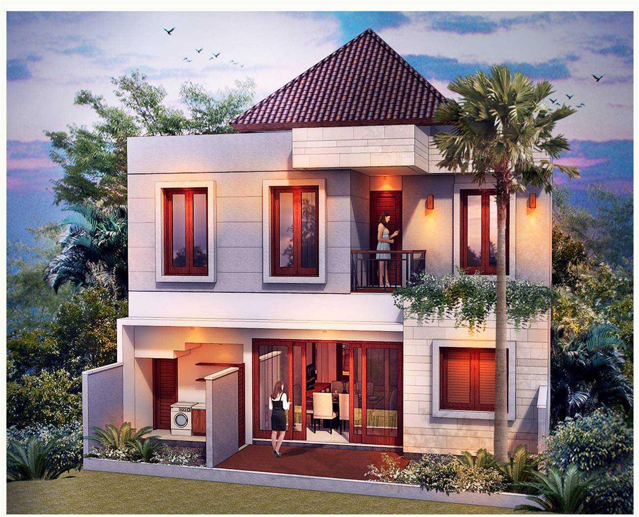Hg Architects & Designers Associates C28 - Private House Denpasar, Bali Denpasar, Bali Facade  24420