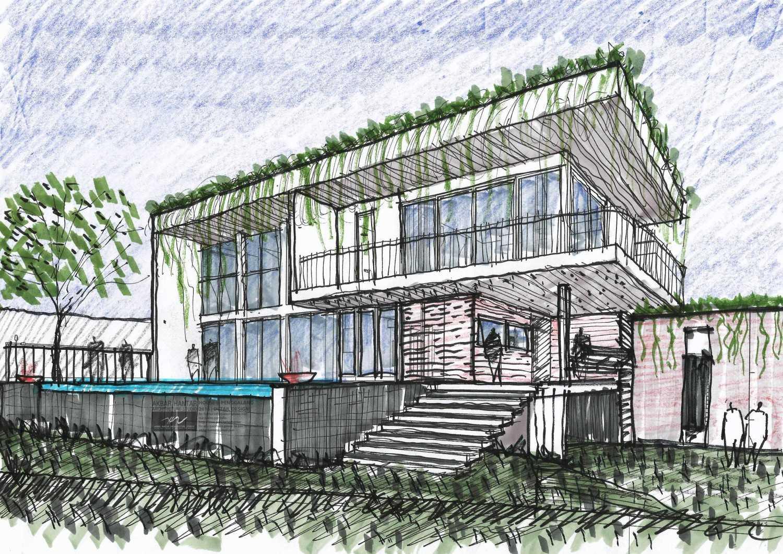 Akbar Hantar Yl House Adipala, Cilacap - Central Java Adipala, Cilacap - Central Java Preliminary Sketch  24737