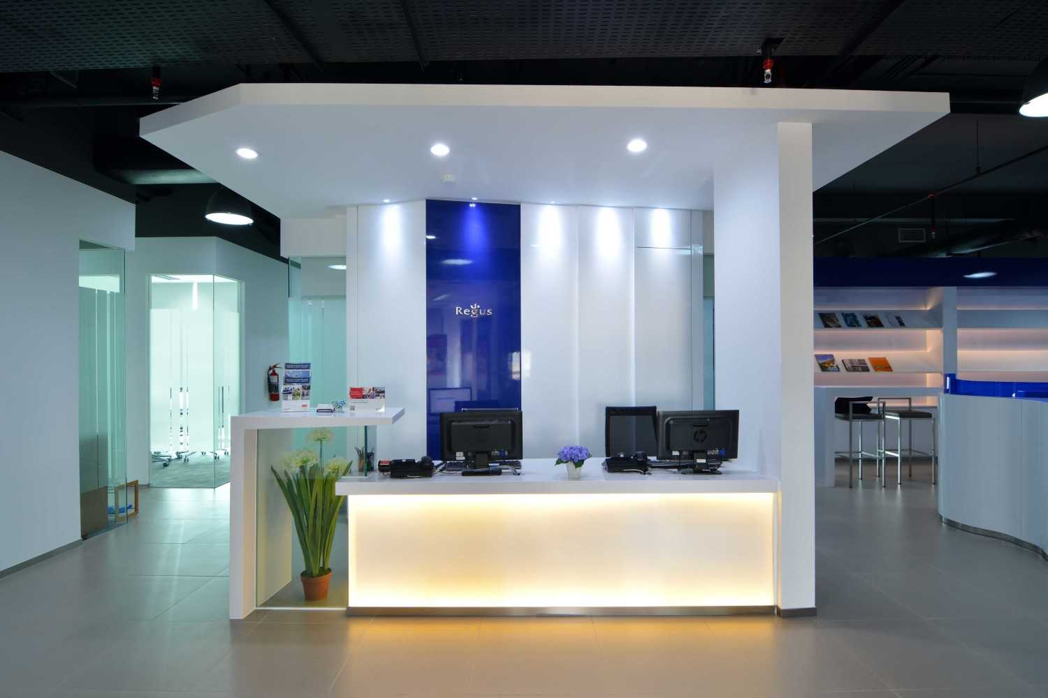 Gurkan Izci Regus Graha Sentra Building Level 4 Graha Sentra Building Level 4 Reception  24750