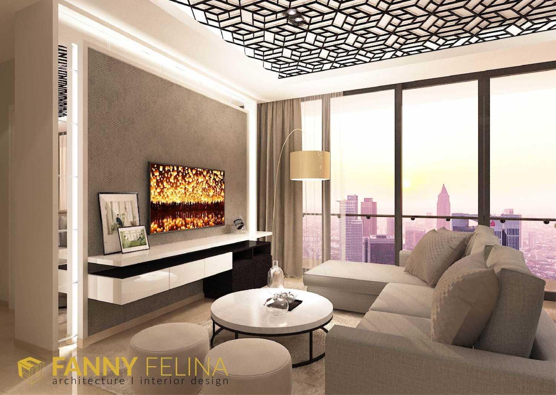 Fanny Felina Architecture & Interior Design Voila Apartment Surabaya, Surabaya City, East Java, Indonesia Surabaya, Surabaya City, East Java, Indonesia Voila-01 Kontemporer 41195