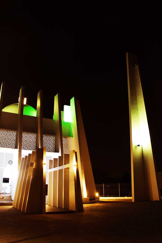 Mahastudio & Partner Masjid Permata Qolbu Permata Mediterania Residence, Jakarta Barat Permata Mediterania Residence, Jakarta Barat 1St Phase Modern 24795