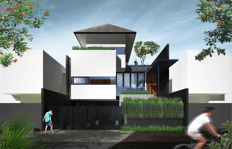 Mahastudio & Partner House At Lebak Bulus Lb. Bulus, Cilandak, Kota Jakarta Selatan, Daerah Khusus Ibukota Jakarta, Indonesia Jakarta View-Siang-2 Tropis 28348