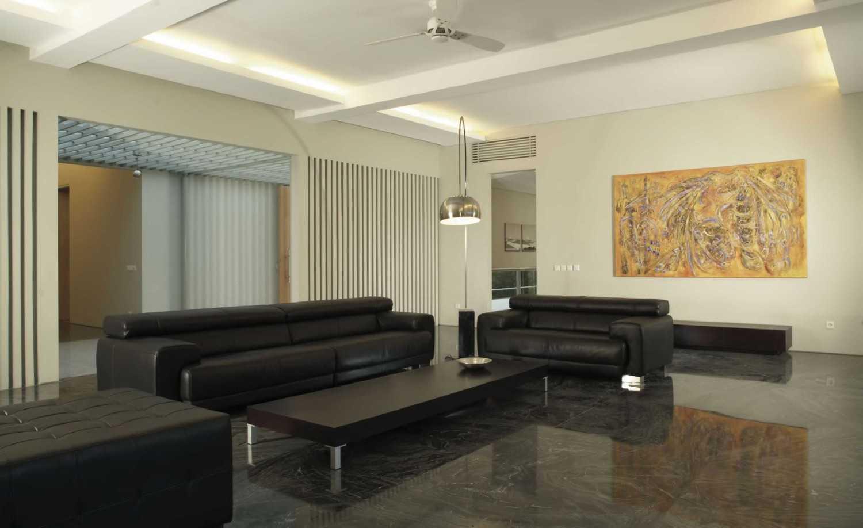 Studio Air Putih Tj_House Rancamaya, Bogor Rancamaya, Bogor Living Room  25008