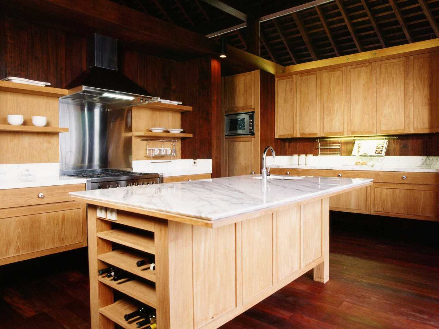 Studio Air Putih Ak_House Rancamaya, Bogor Rancamaya, Bogor Kitchen Room Tradisional 25015